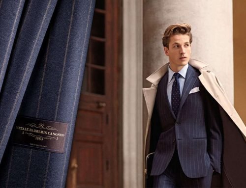 The Pin Stripe Suit – It's not just for bankers!