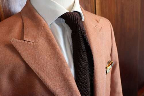 salmon-herringbone-cotton-wool-suit-made-to-measure