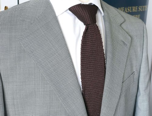 Made-to Measure Suits -Here's what our Tailors will ask you when measuring for a tailored suit