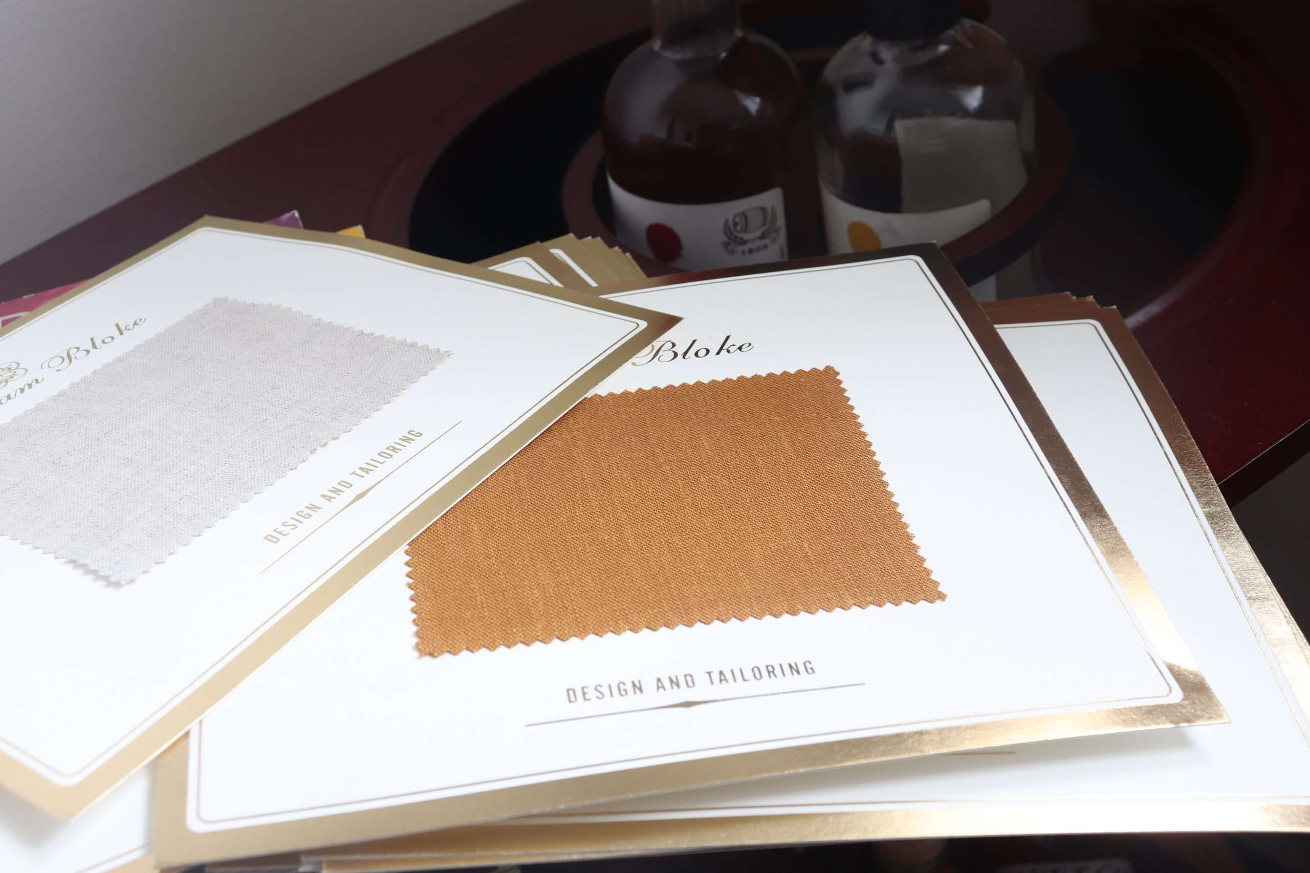 Linen Fabrics - Wedding Suits