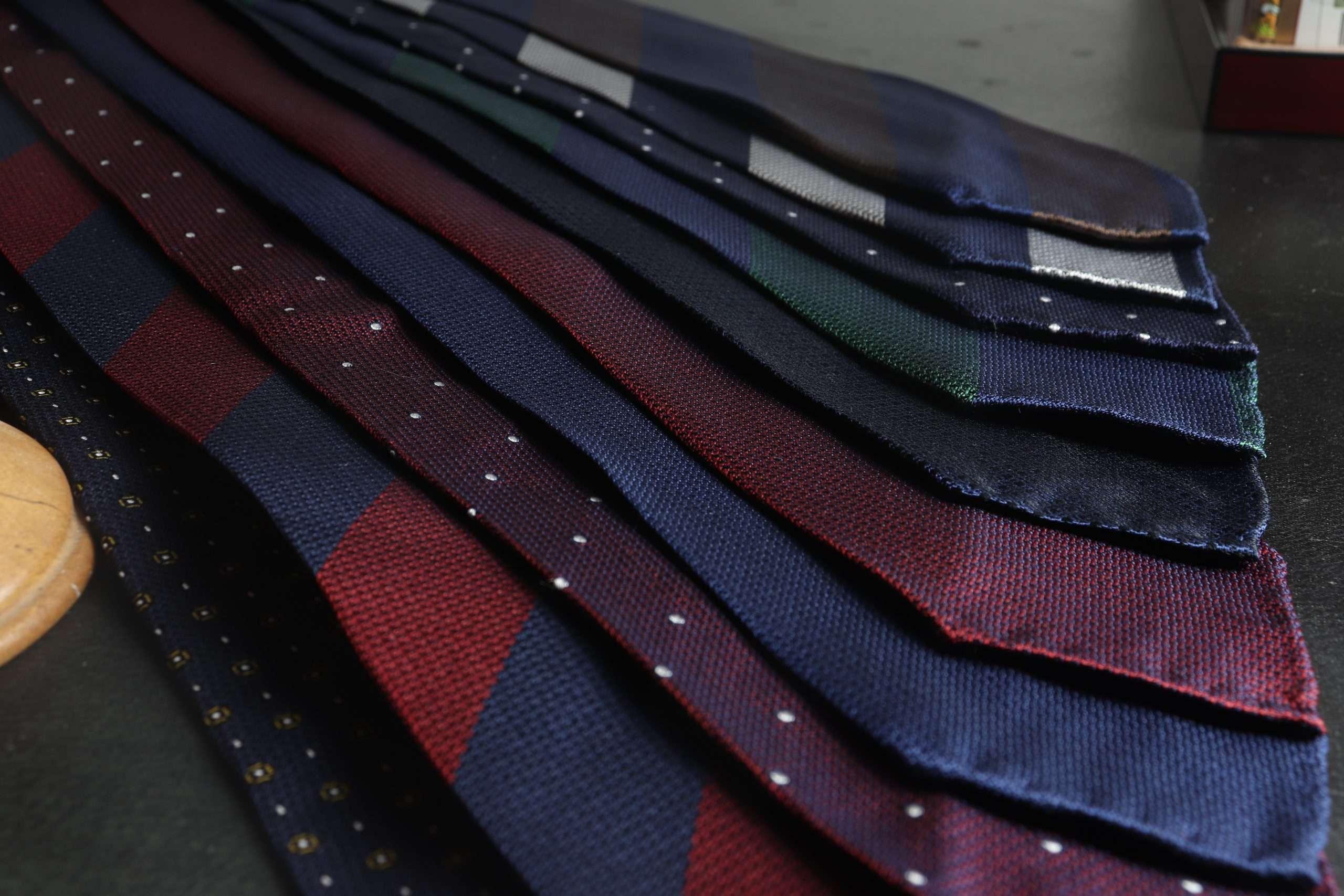 Silk Untipped Tie