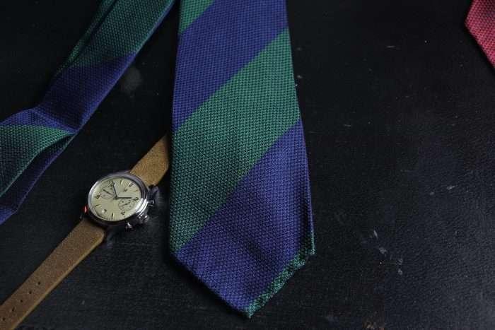 Untipped Ties - Silk Untipped Ties