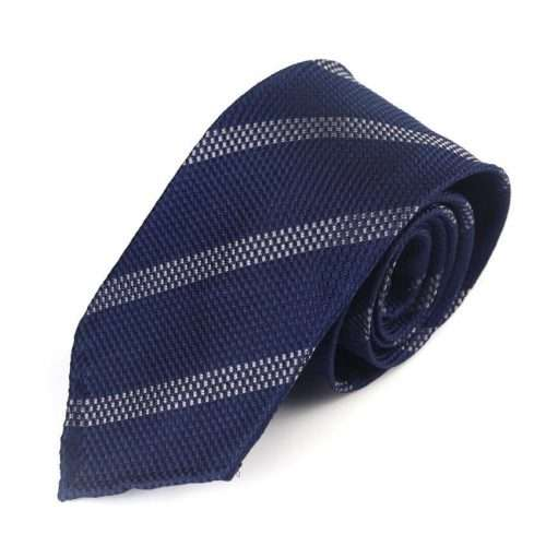 BLUE-UNTIPPED-TIES-SILK