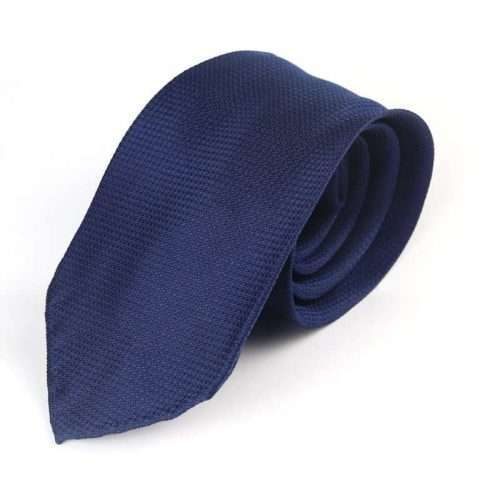 SILK-UNTIPPED-TIES-NAVY