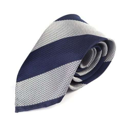 silver-navy-untipped-ties-ireland-TIES-IRELAND